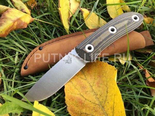 Benchmade 15400 Mel Pardue Hunter