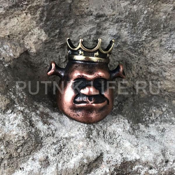 Бусина Шрек Король