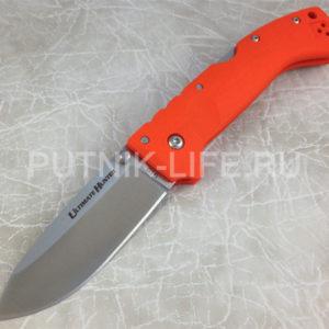 Cold Steel Ultimate Hunter S35VN Blaze Orange 30URY