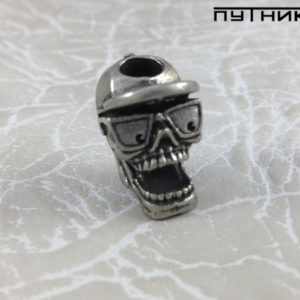 Бусина DPx Gear Mr DP Pewter Bead