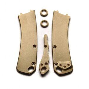 Латунный набор для рукояти Benchmade Mini Crooked River - Flytanium