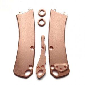 Медный набор для рукояти Benchmade Mini Crooked River - Flytanium