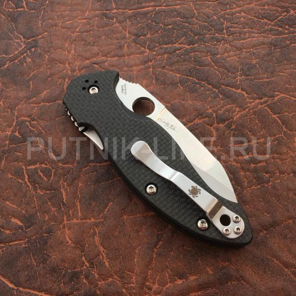 Spyderco Canis C248CFP