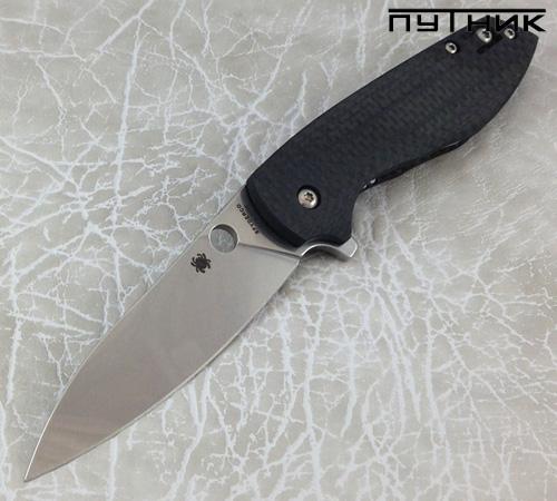 Spyderco Positron C195CFP